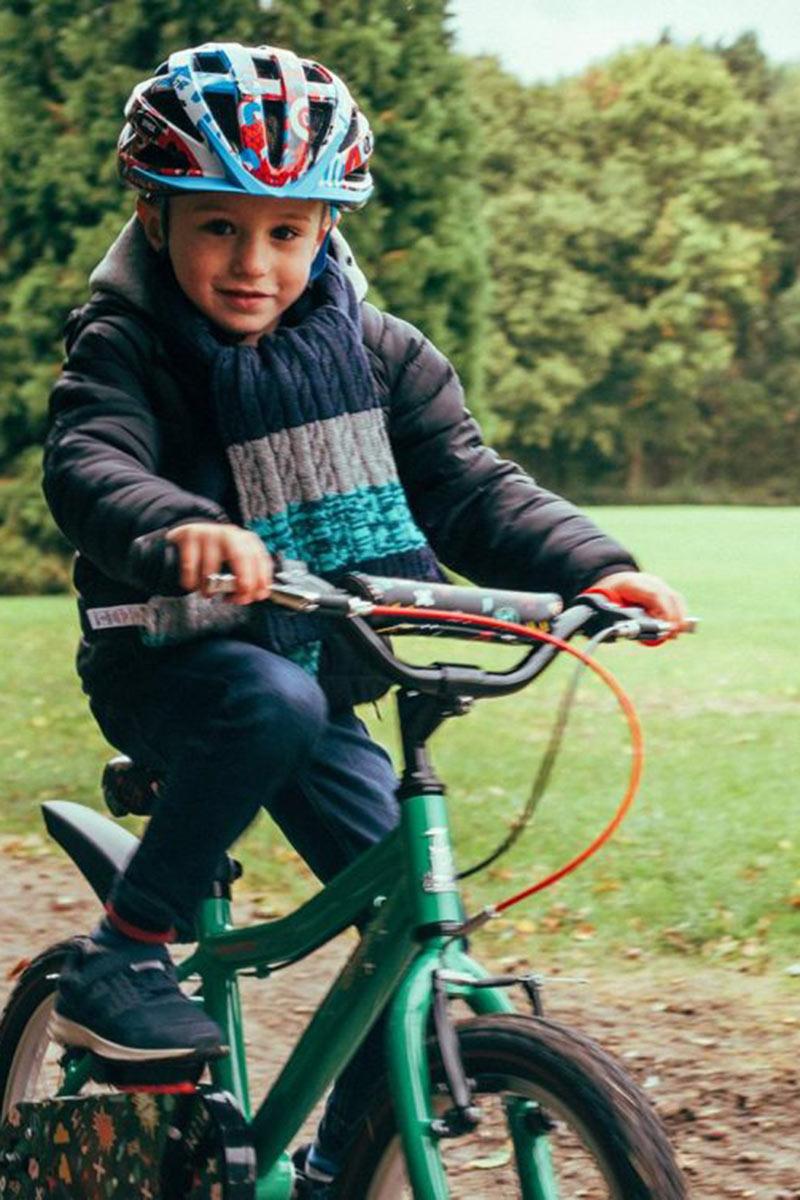 We Need 10 Bicycle Helmets